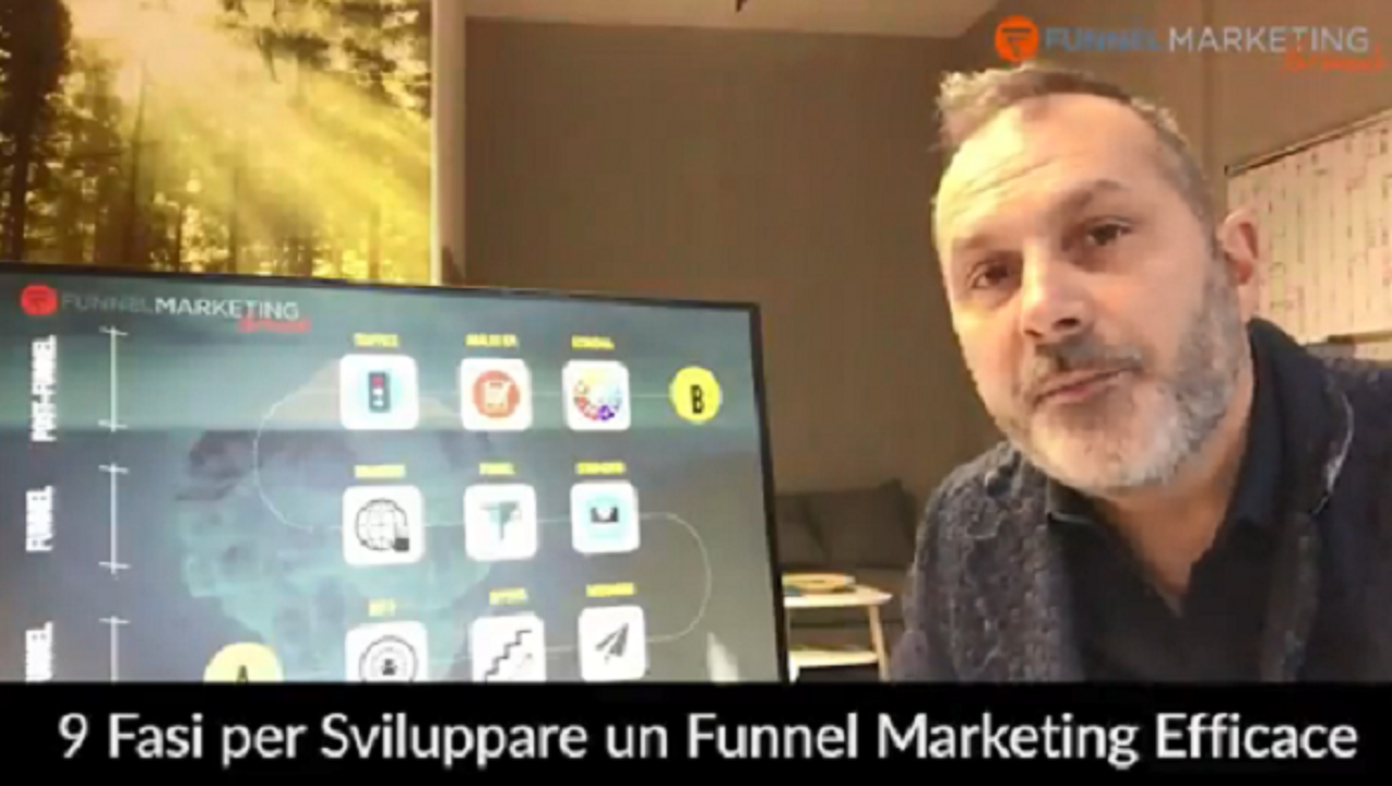 9 Fasi per Sviluppare un Funnel di Marketing Efficace