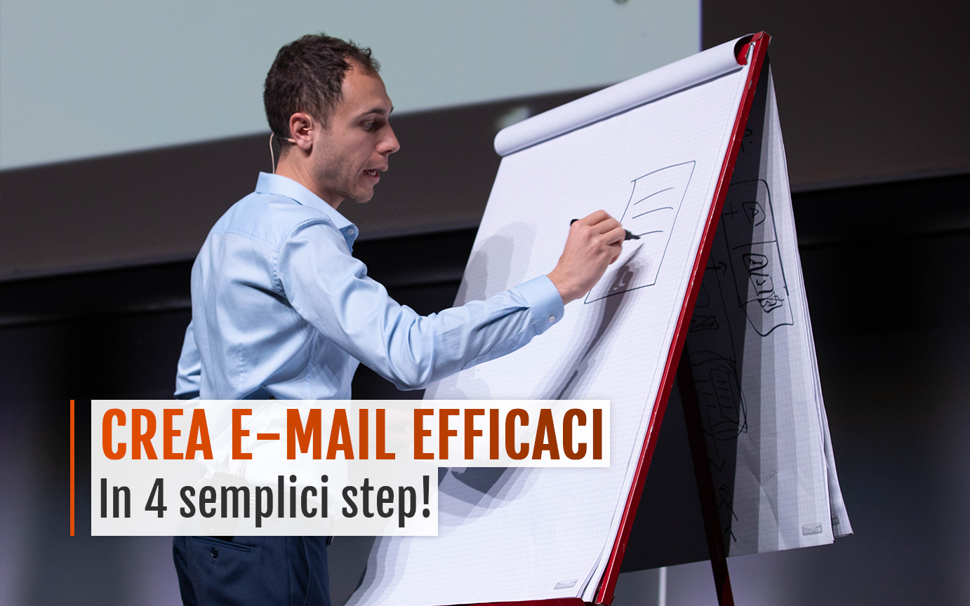 Crea un EMail Marketing Efficace in 4 semplici Step
